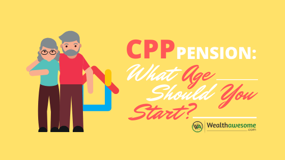 CPP Pension Start CPP At 60, 65, or 70