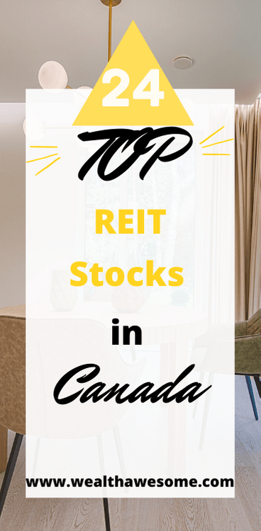 Best REIT Stocks in Canada