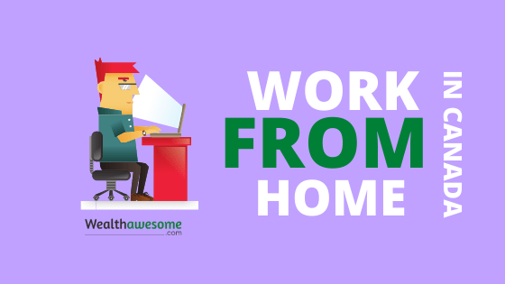 Work From Home Jobs in Canada