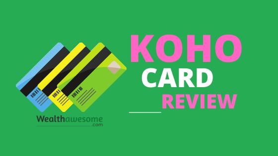 Koho Card Review
