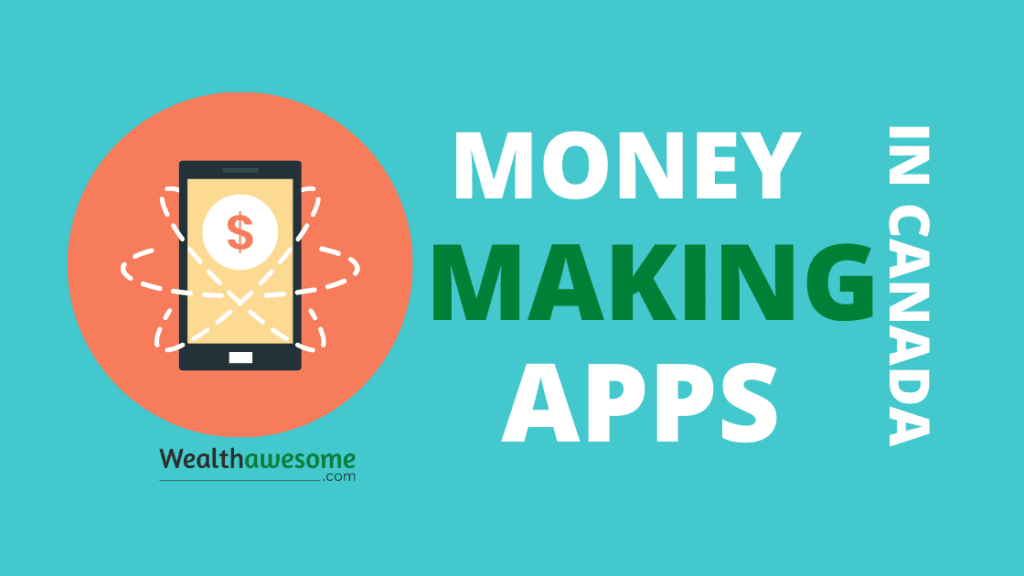 Money Making Apps in Canada