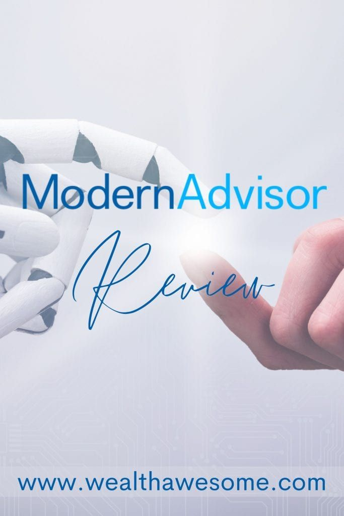 ModernAdvisor Review