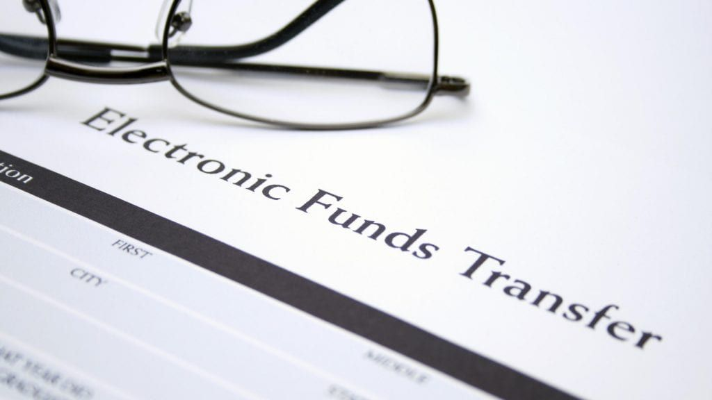 funds transfer