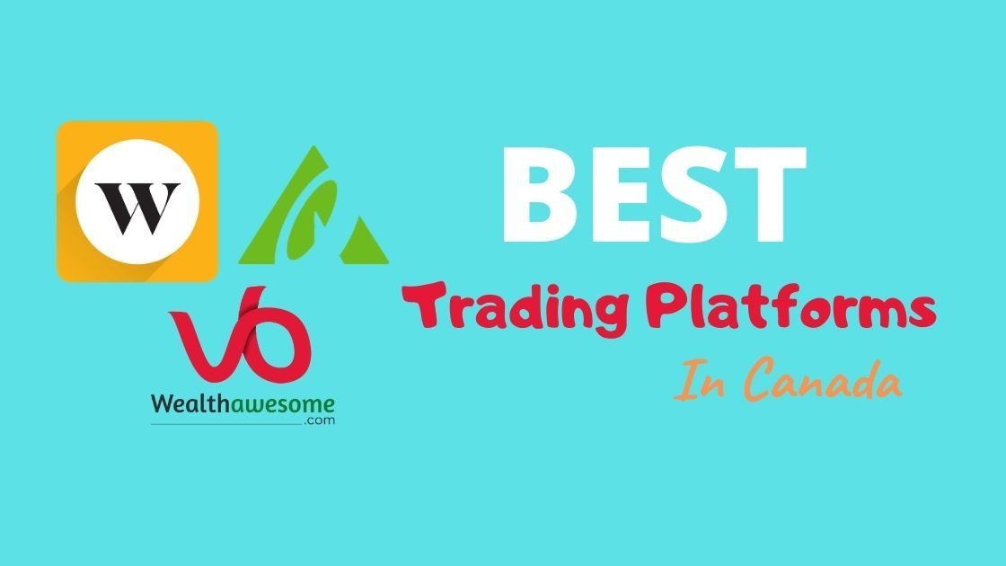 Best trading platforms in canada
