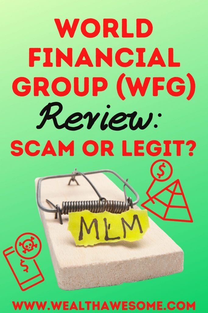 WFG Review Scam or Legit