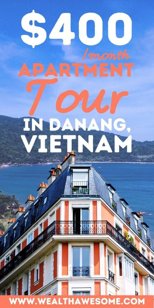 $400 Apartment Tour in Da Nang Vietnam
