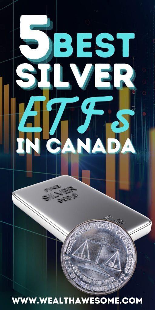 Best Silver ETFs in Canada