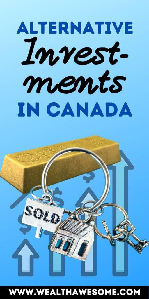 Alternative Investments in Canada