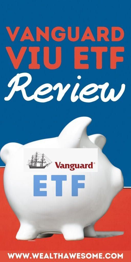 Vanguard VIU ETF Review