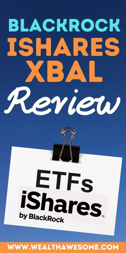iShares XBAL review