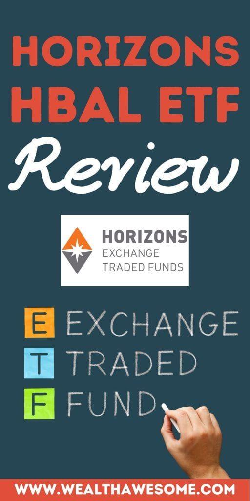 Horizons HBAL ETF Review