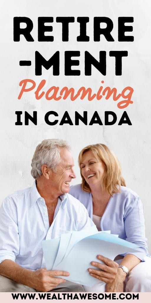 Retirement Planning in Canada