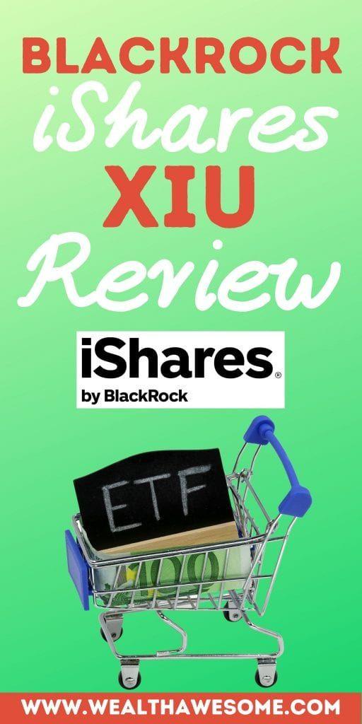 BlackRock iShares XIU Review