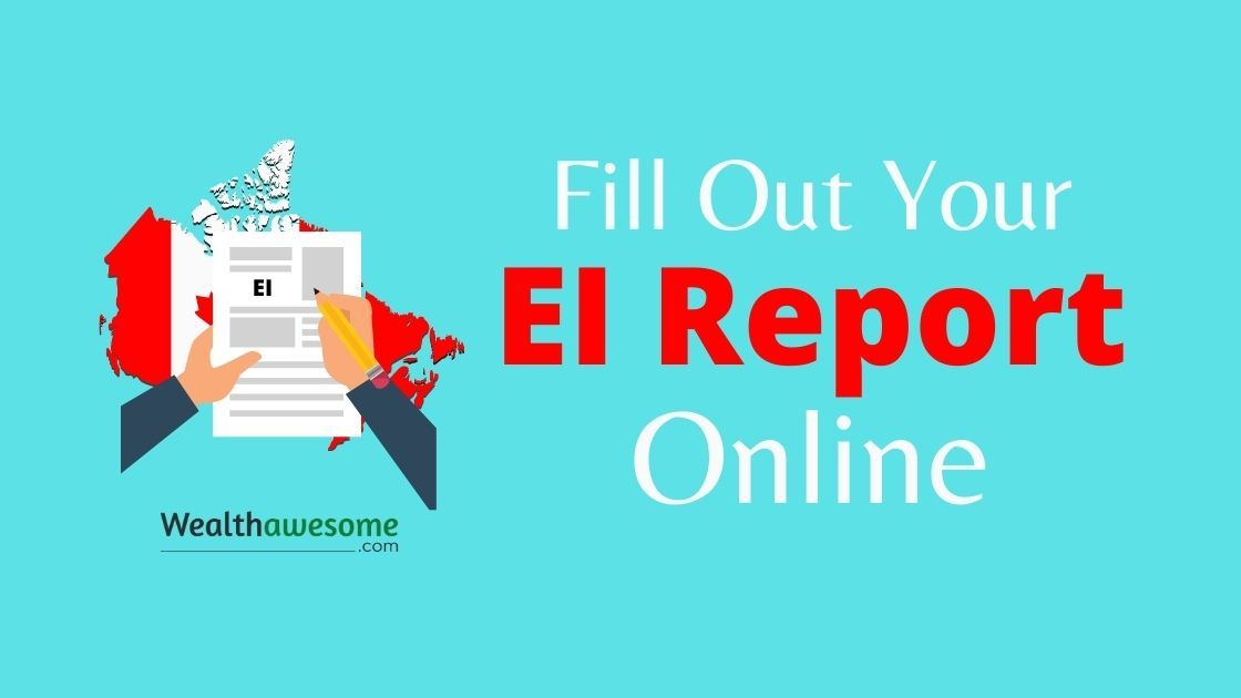 Fill Out Your EI Report Online