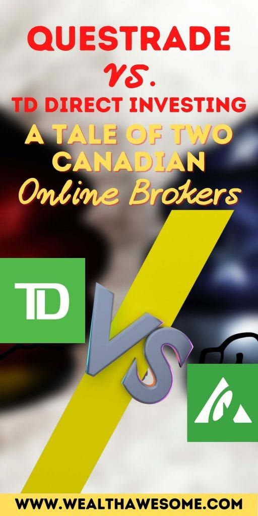 A Tale of Two Canadian Online Brokers