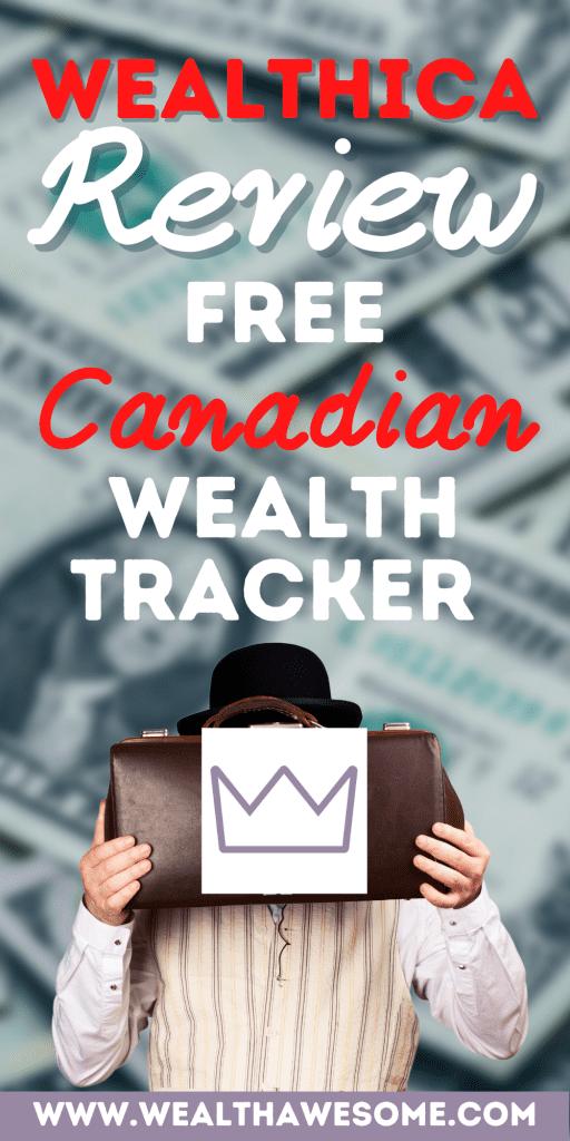 Free Canadian Wealth Tracker