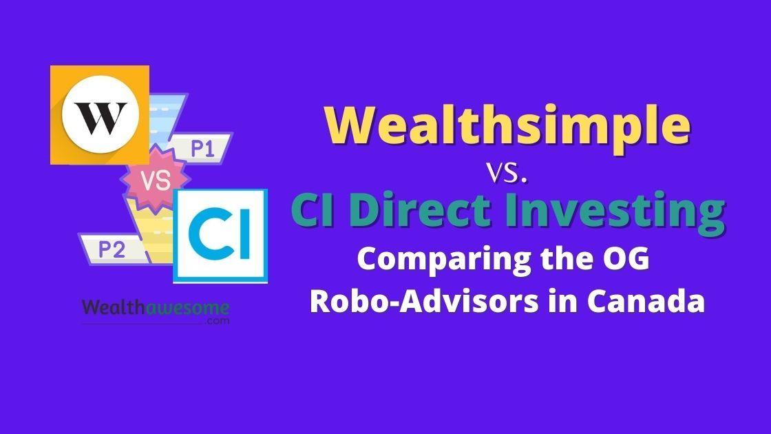 Wealthsimple vs. CI Direct Investing