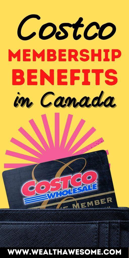 Costco Membership Benefits in Canada