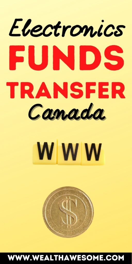 Electronic Funds Transfer Canada