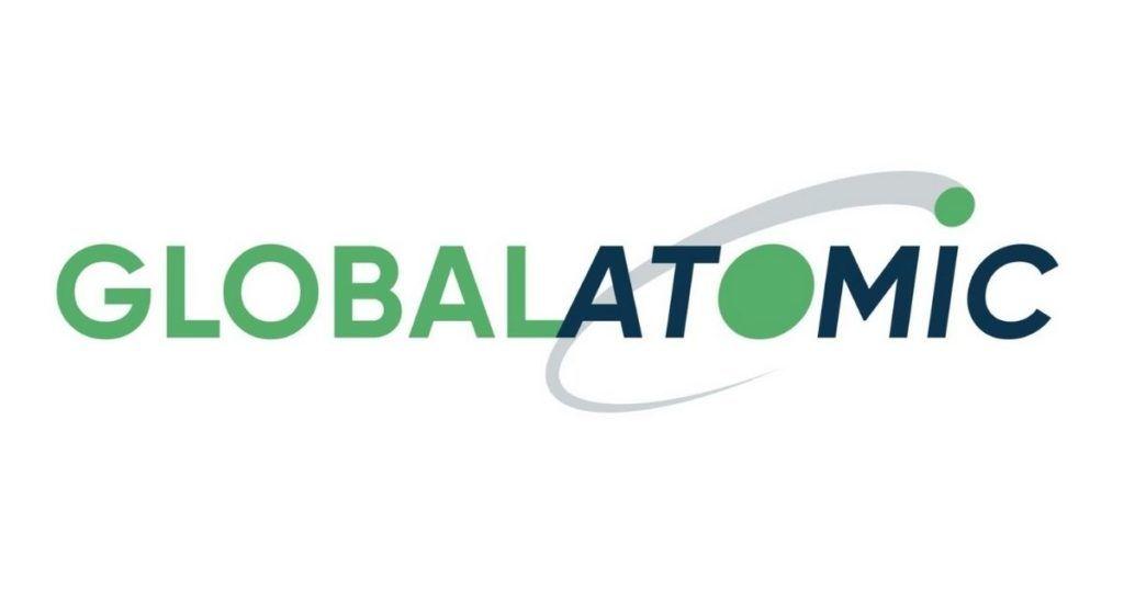 Global Atomic Stock logo