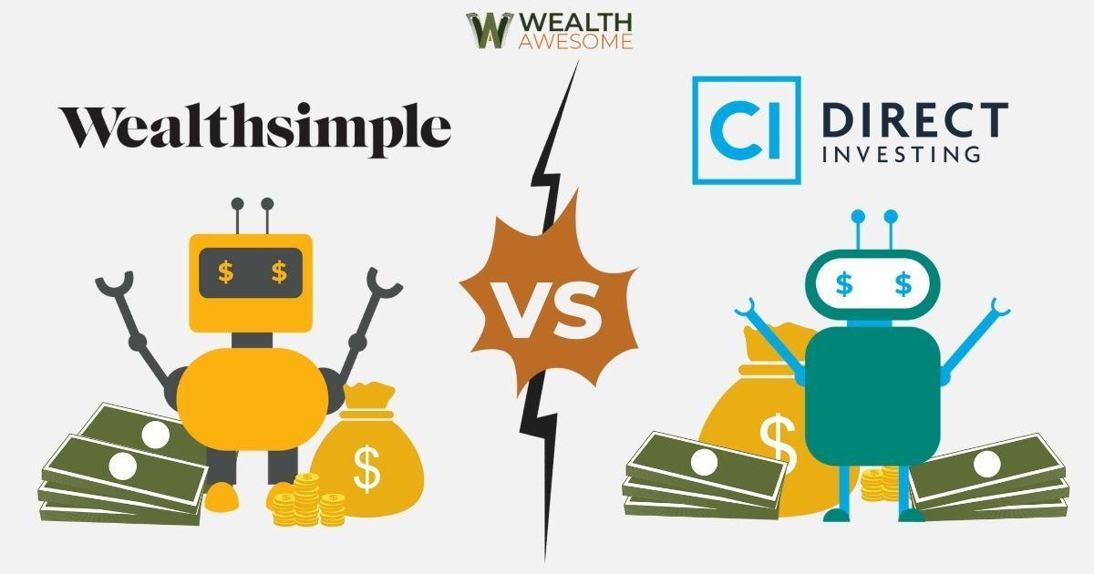 Wealthsimple vs WealthBar