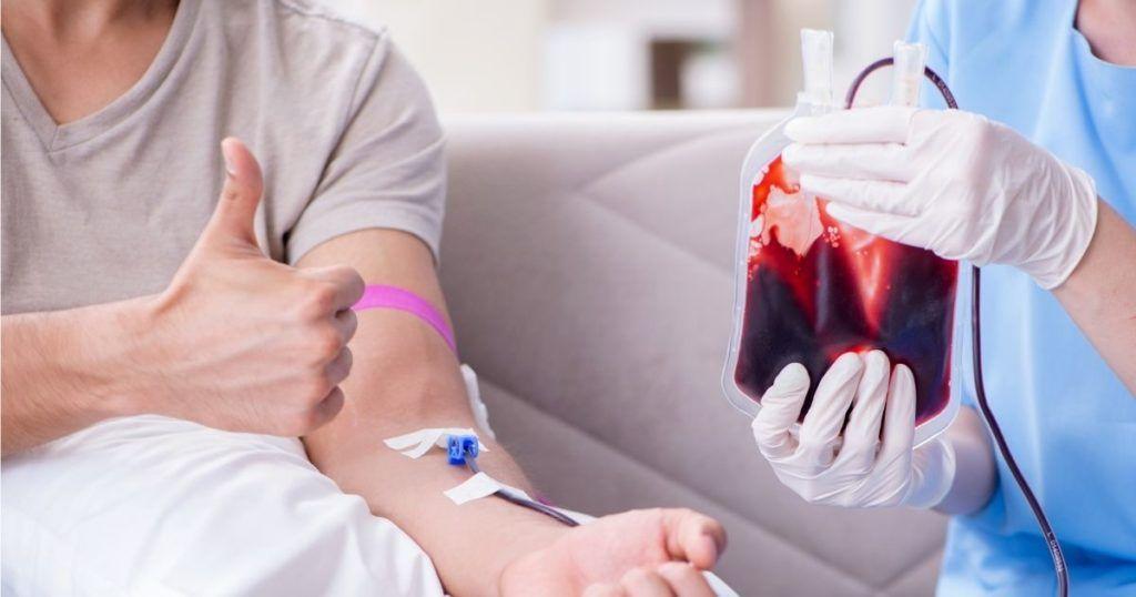 Donate Blood Plasma