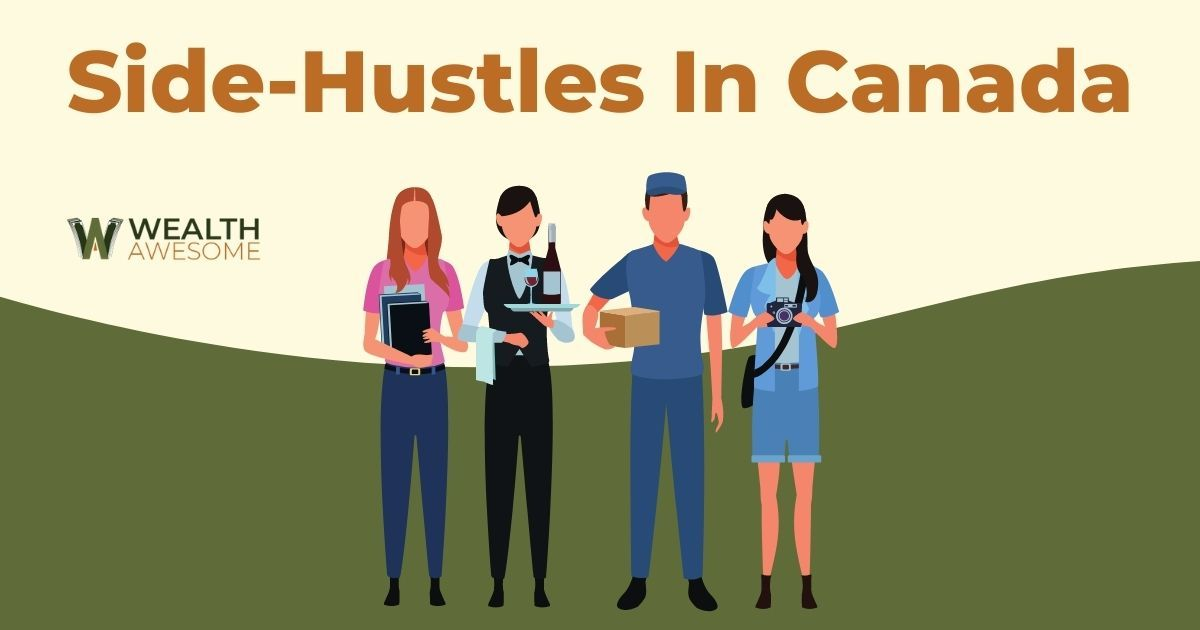 Side-Hustles In Canada